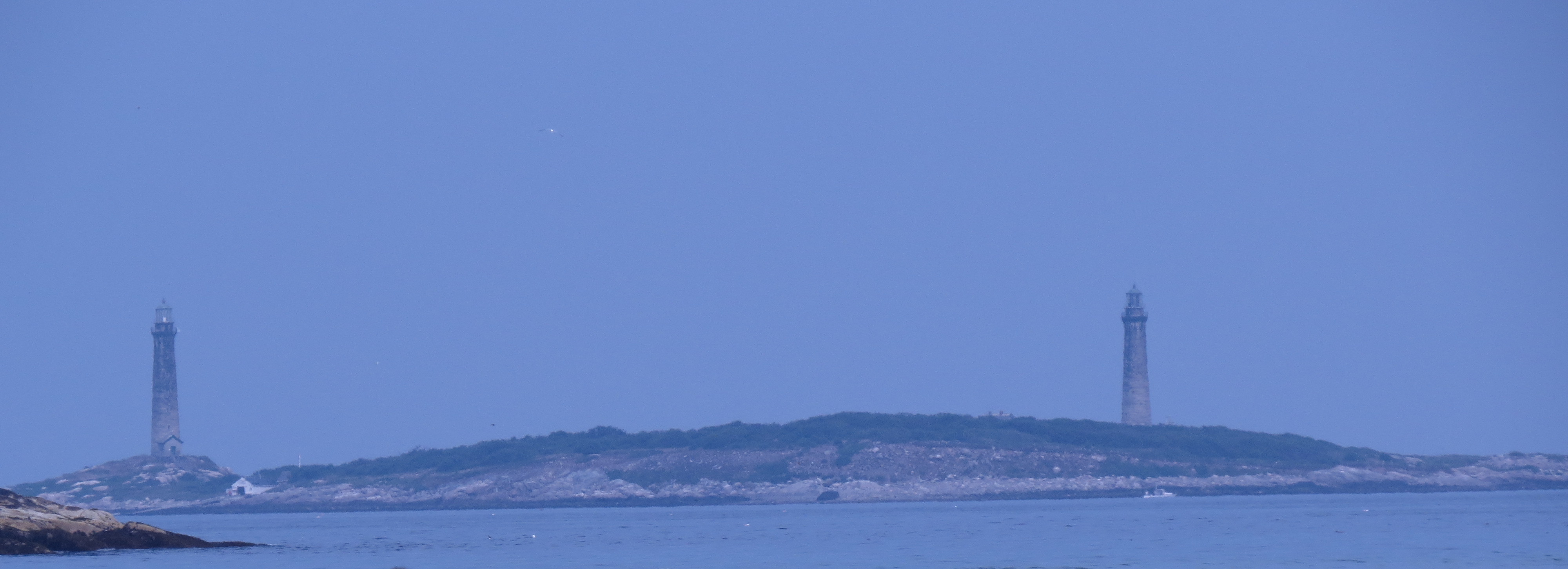 Twin Lights from Good Harbor Beach, Coastal Day Trips From Boston