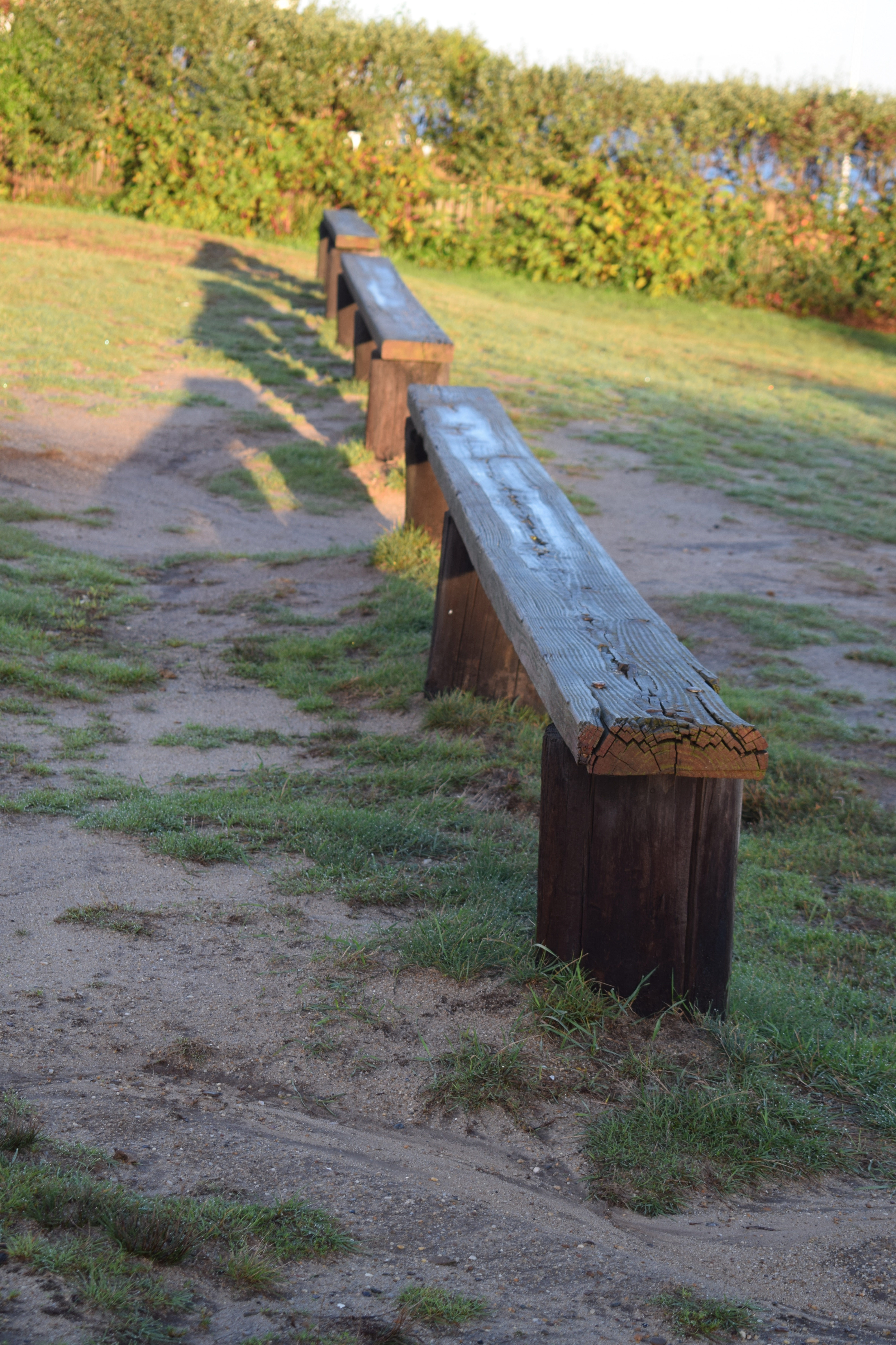 Favorite Things, Benches at East Chop Lighthouse, Martha's Vineyard