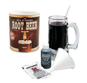Brew It Yourself Root Beer Kit, Holiday Gifts for Children