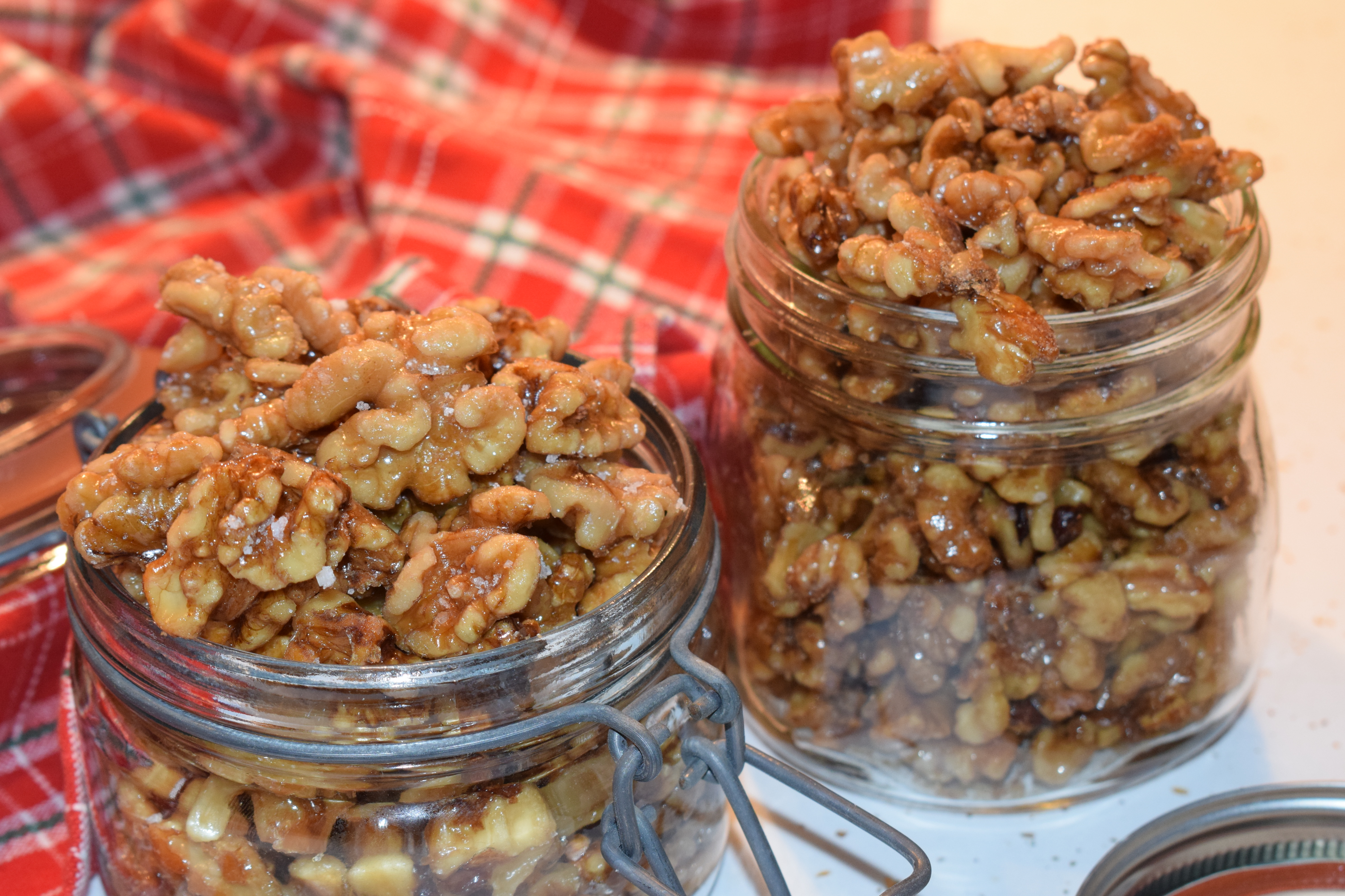 Sweet and Salty Walnuts Recipe